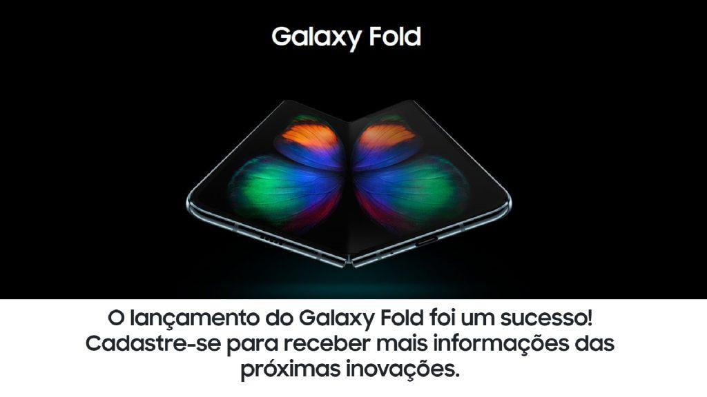 galaxy fold site