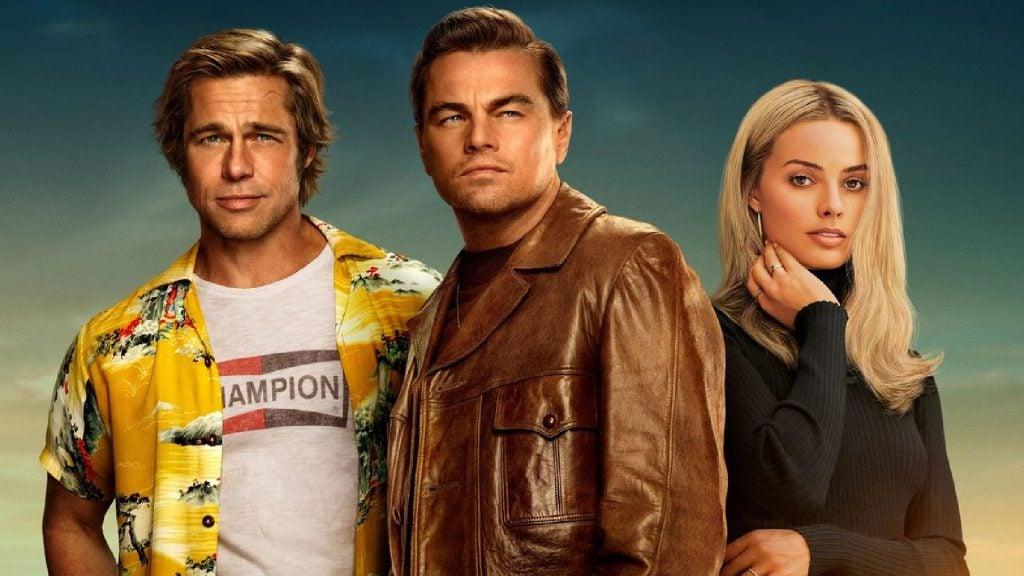 Globo de Ouro 2020 Era uma Vez em... Hollywood
