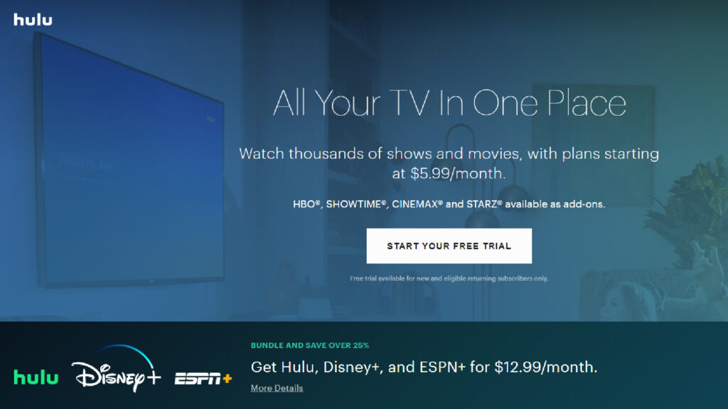 Saiba como aproveitar serviços de streaming americanos usando vpn. Listamos 5 serviços de streaming pagos e 5 gratuitos para você aproveitar utilizando vpn