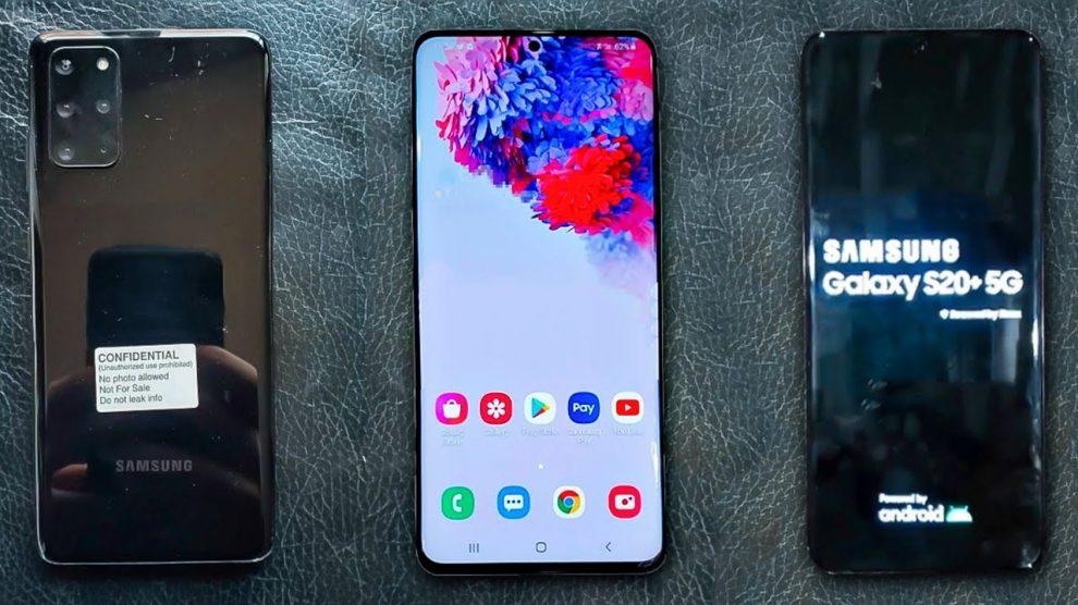 Galaxy S20 deverá ser um dos primeiros da Samsung a receber o Android 11
