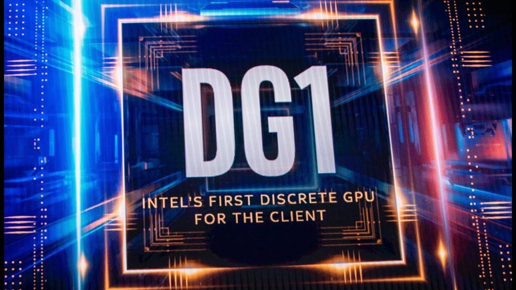 A Intel anunciou a DG1, sua primeira placa de vídeo