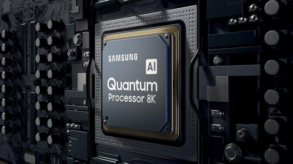 Processador usará IA para otimizar áudio da TV 8K