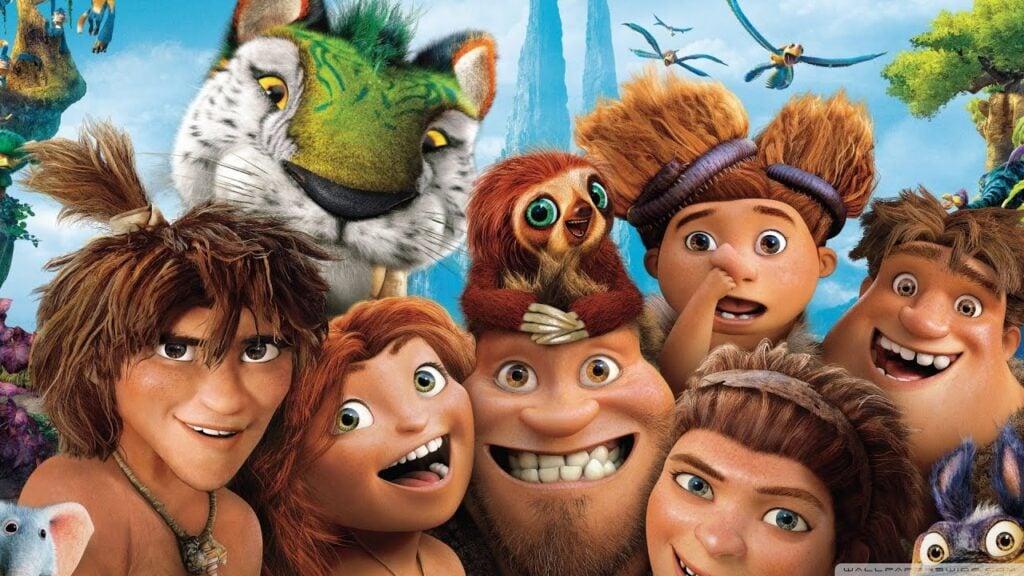 O filme Os Croods 2 encerra as animações do ano