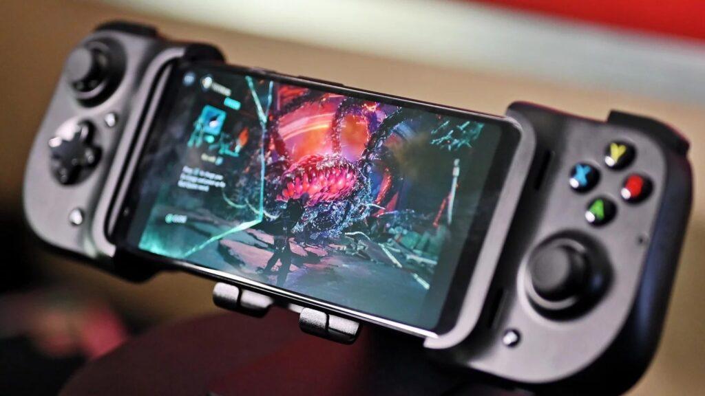 Um dos melhores gadgets gamer da ces 2020 transforma seu celular em switch (reprodução: windows central)