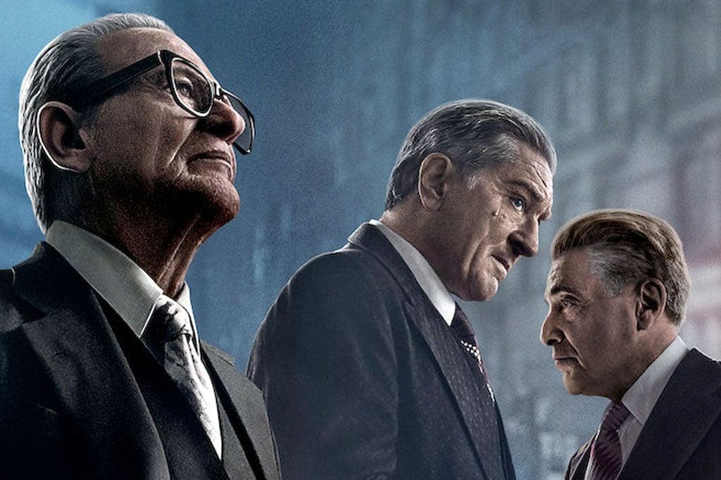 O Irlandês, da Netflix, também concorre como Melhor roteiro adaptado