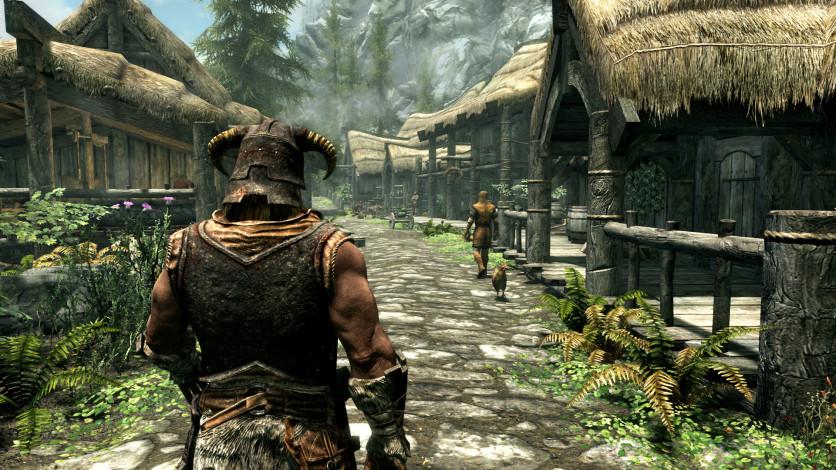 The Elder Scrolls V: Skyrim é conhecido pela riqueza de conteúdo (Foto: Reprodução)