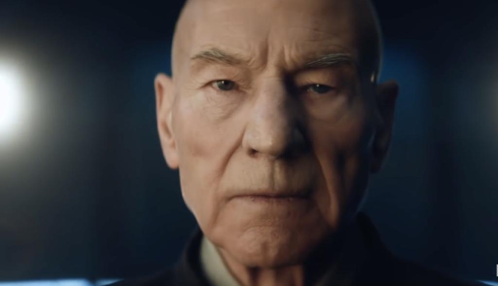 """""""Star Trek Picard chocará os fãs"""" disse Patrick Stewart em uma entrevista (Foto: Reprodução)"""