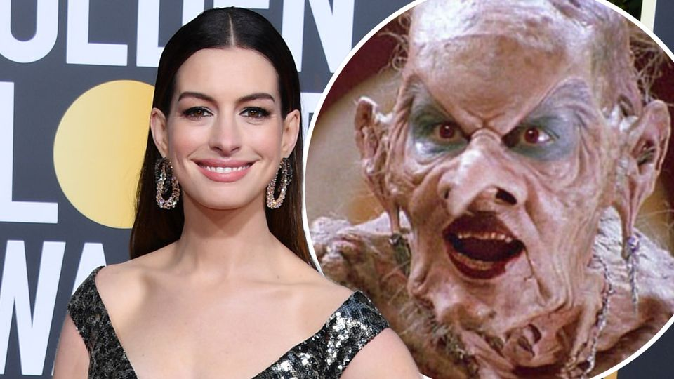 Atriz Anne Hathaway está de volta ao cinema este ano