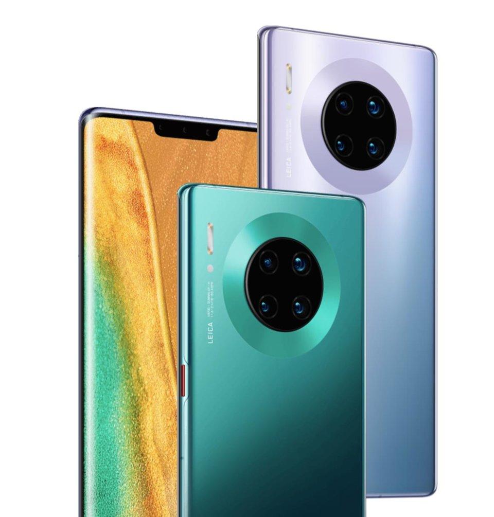 Mate 30 Pro da Huawei, o melhor camera mobile