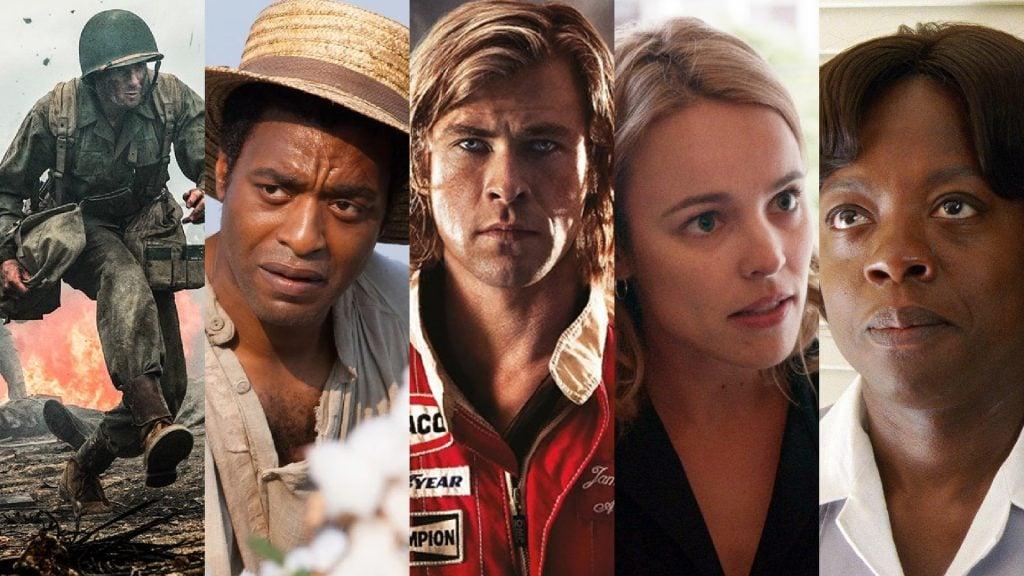 Top 50 Filmes - Posições 26-30