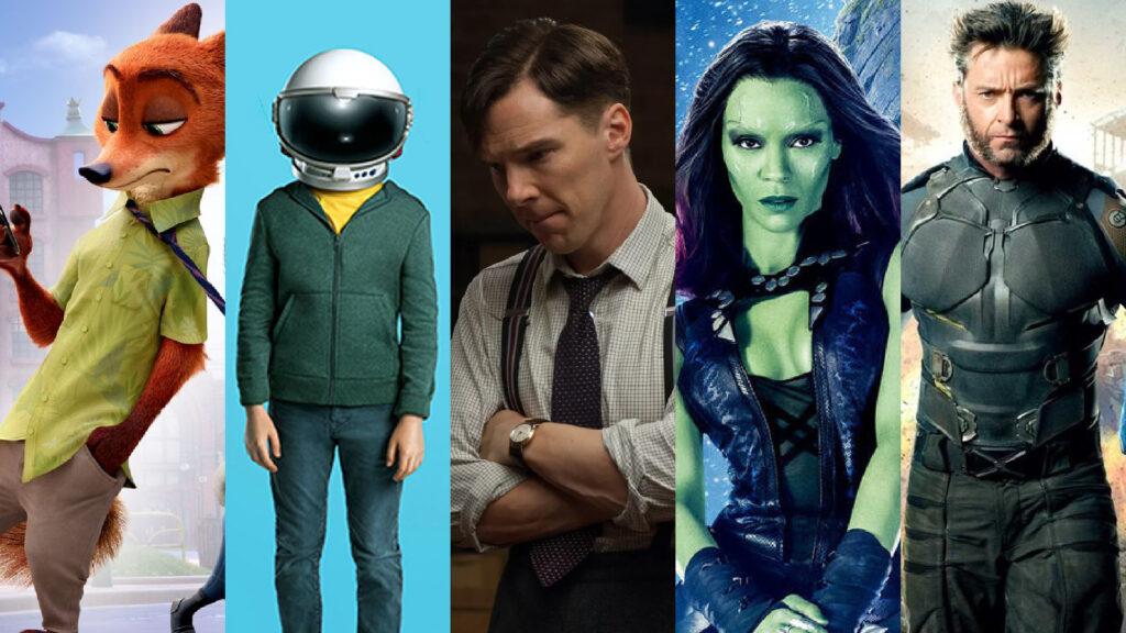 Top 50 Filmes 41-45