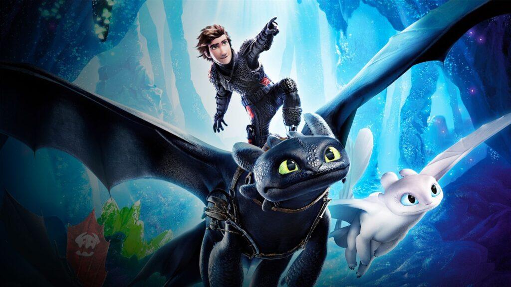 Como Treinar Seu Dragão 3 concorre na categoria de melhor animação