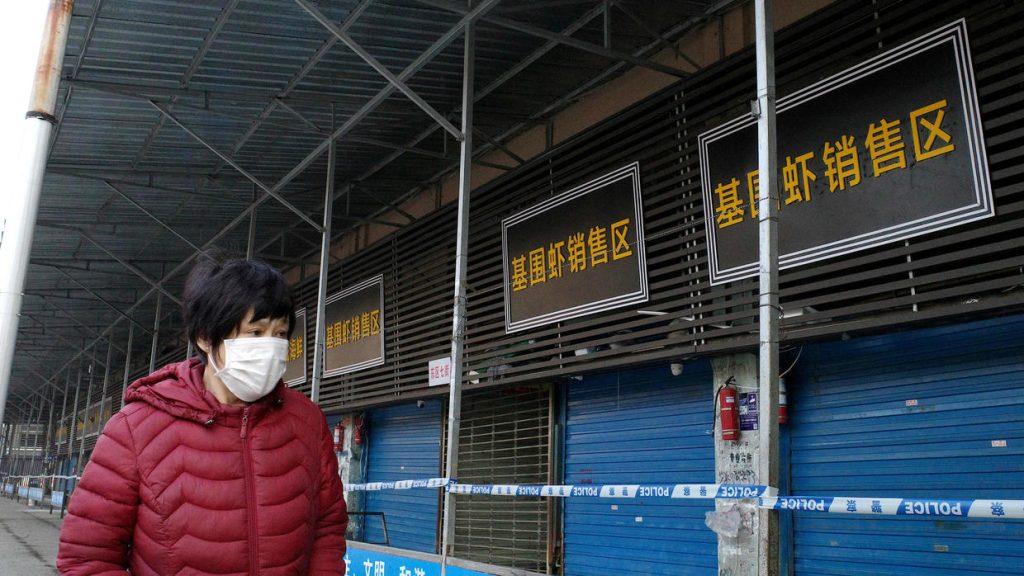 O surto pode ter começado em Wuhan, na China