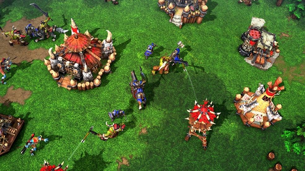 Warcraft iii: reforged agora traz aprimoramente em jogabilidade
