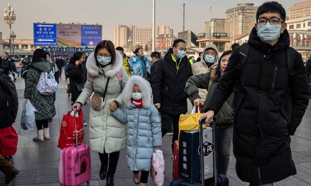 Mais de 400 pessoas estão infectadas com o vírus na China