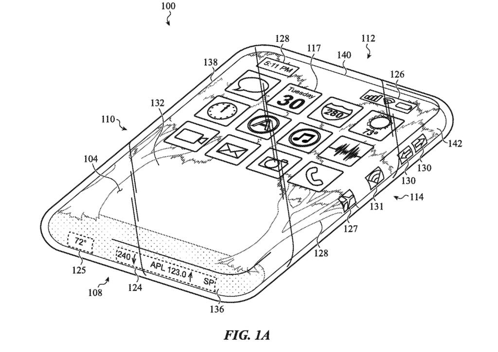 Iphone de vidro