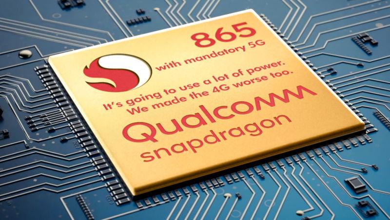Cerca de 70 smartphones serão lançados com o novo Snapdragon 865