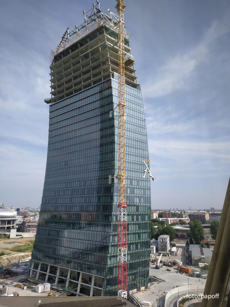 Torre pwc, um dos projetos futuristas do ano