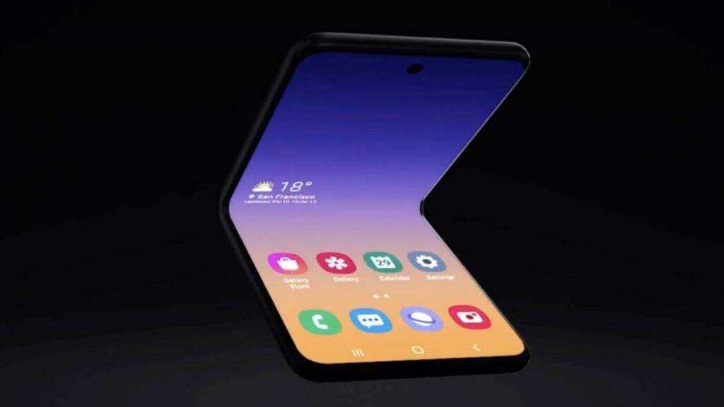 Novo smartphone dobrável da samsung deverá se chamar galaxy z flip