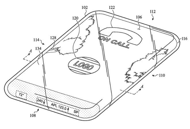 Iphone de vidro 2