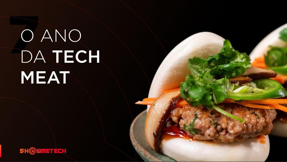 Tech meat