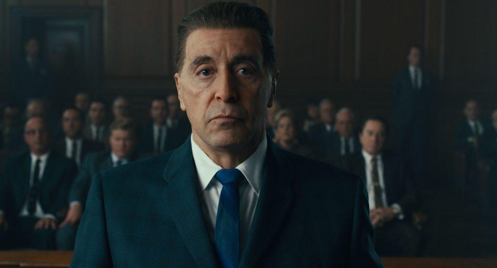 Al Pacino - O Irlandês