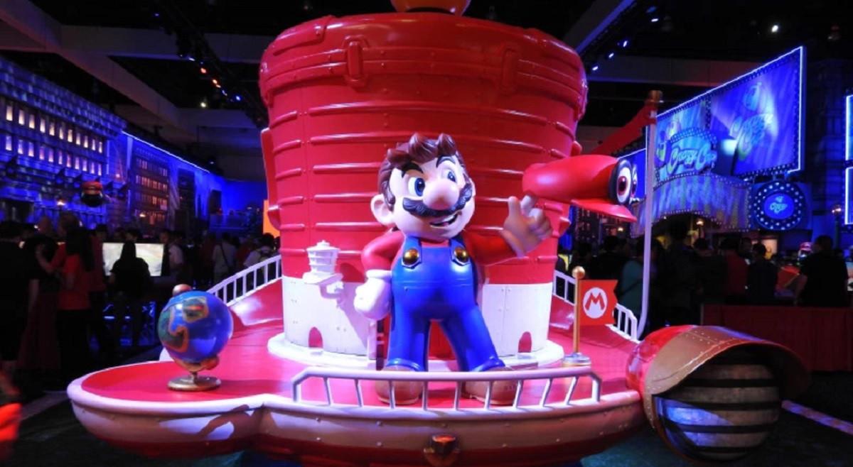 Além da Nintendo, SEGA, Bethesda e outros também estarão na E3 (Foto: Reprodução)