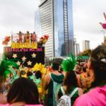 Carnaval 2020 Bloco na rua