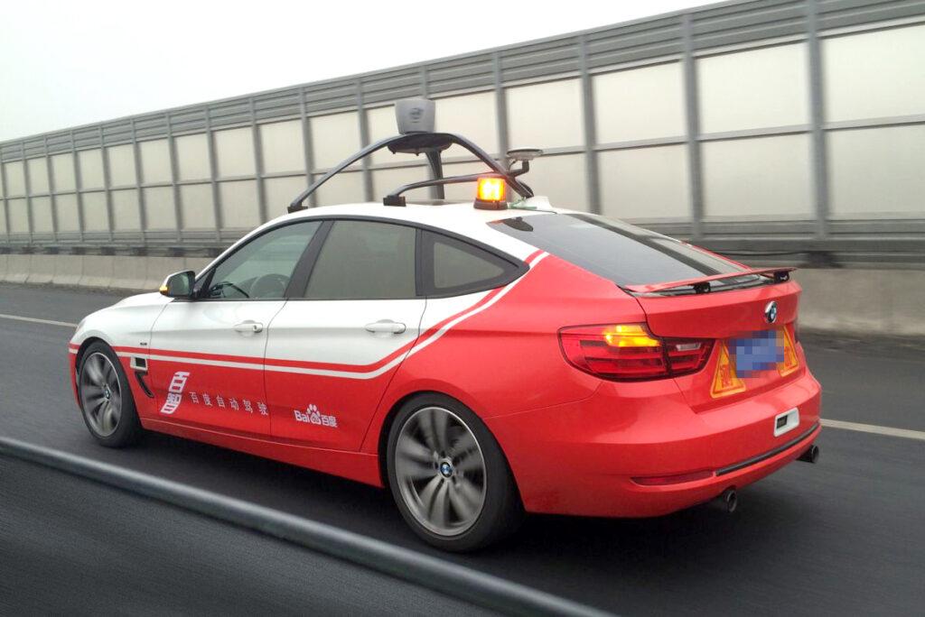 Tecnologia carro autônomo