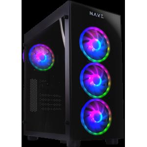 Linha n. A. V. E de desktops: cósmico