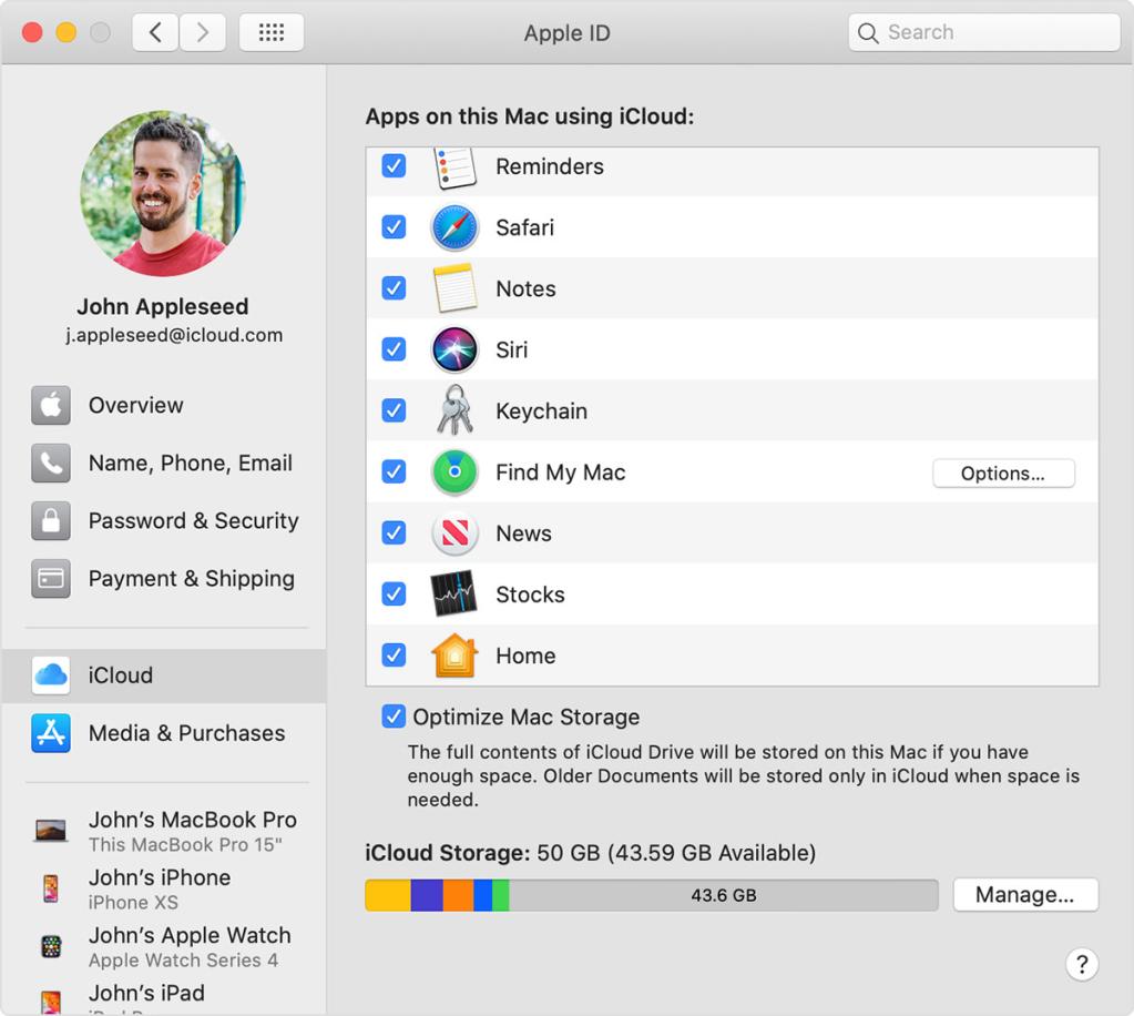 Faça a busca por seu gadget Apple também offline.