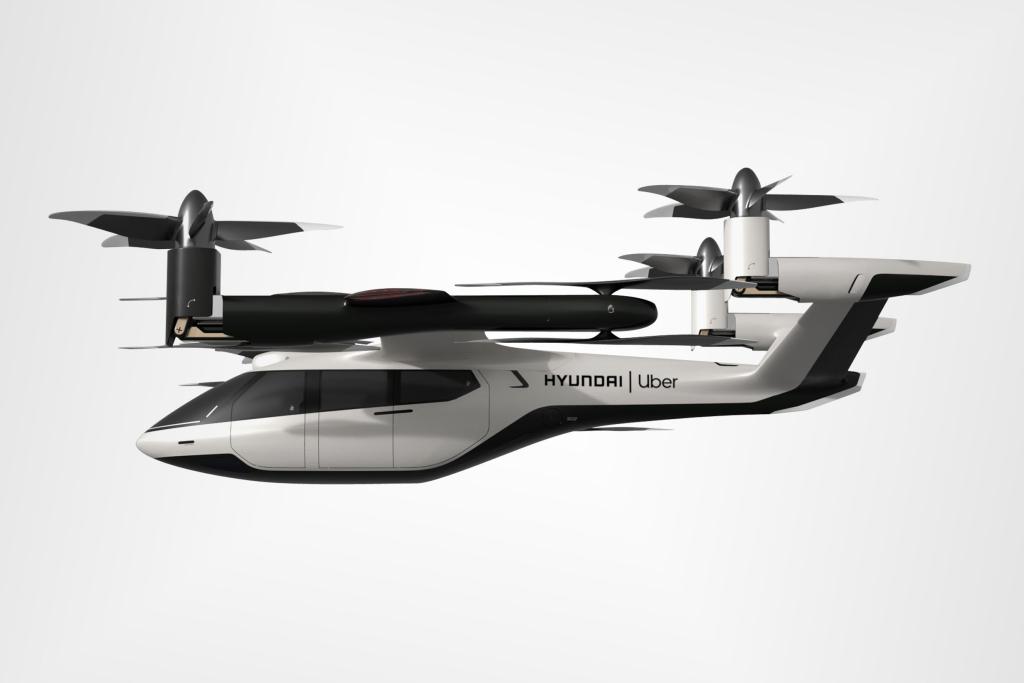 Tecnologia carro voador