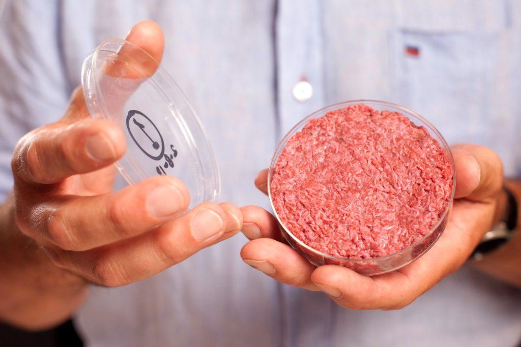 Carnes de labotário foram destaque na ces 2020