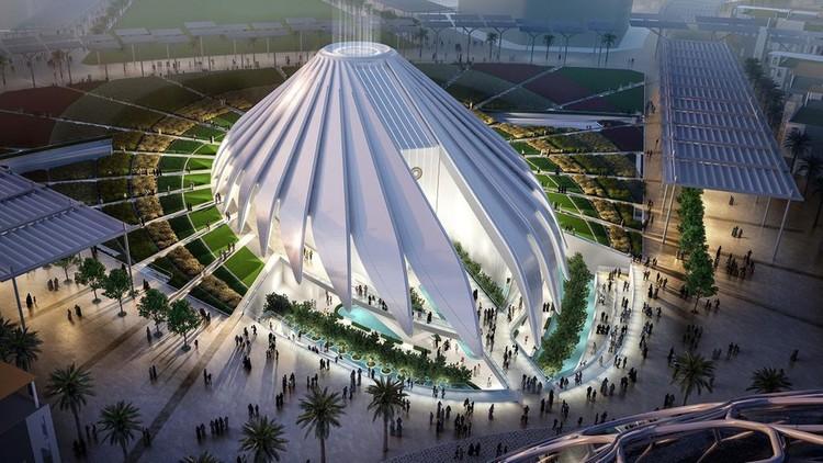 Projetos futuristas em dubai