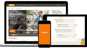 babbel app idioma