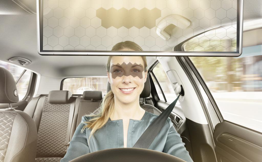 Tecnologia virtual visor