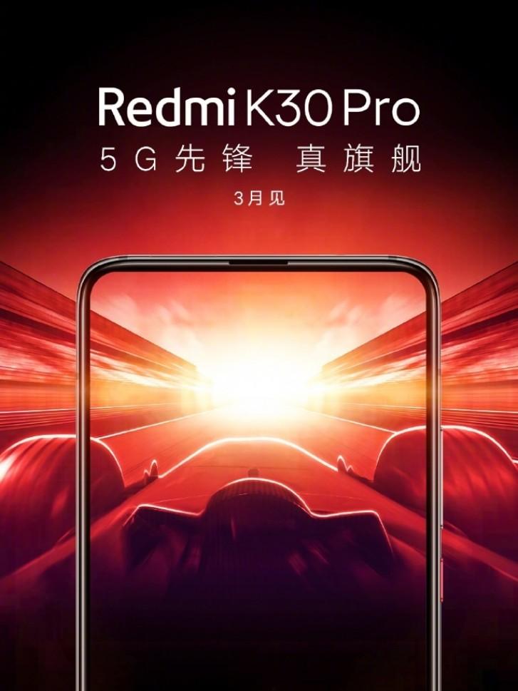 Redmi K30 Pro deverá ter câmera pop up