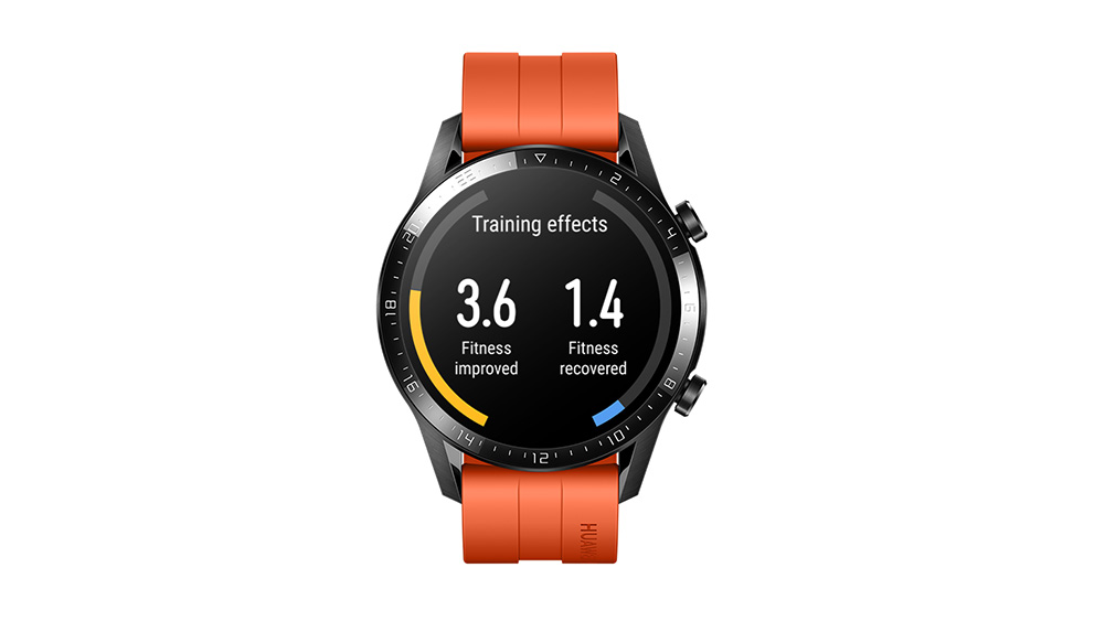 Huawei gt 2 atividade treino