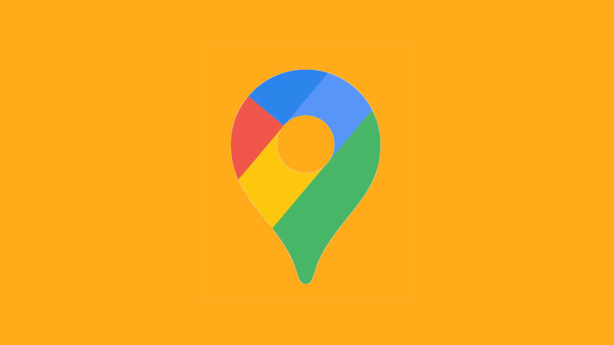 Google Maps New Logo