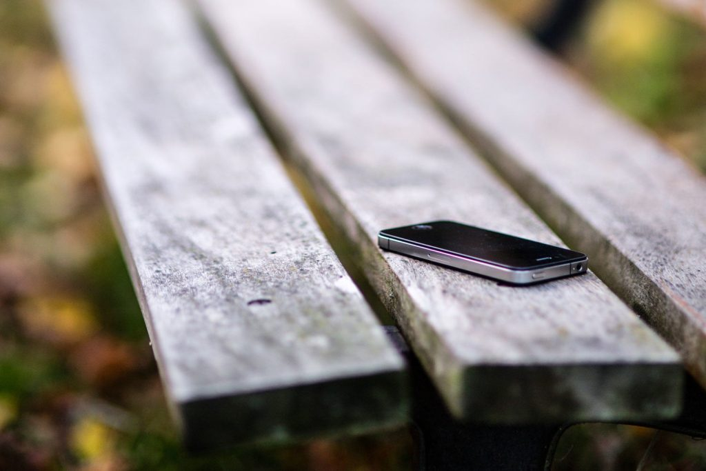 lost iphone
