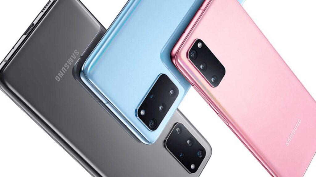 Nova família Galaxy S20 chega a partir do dia 06 de março