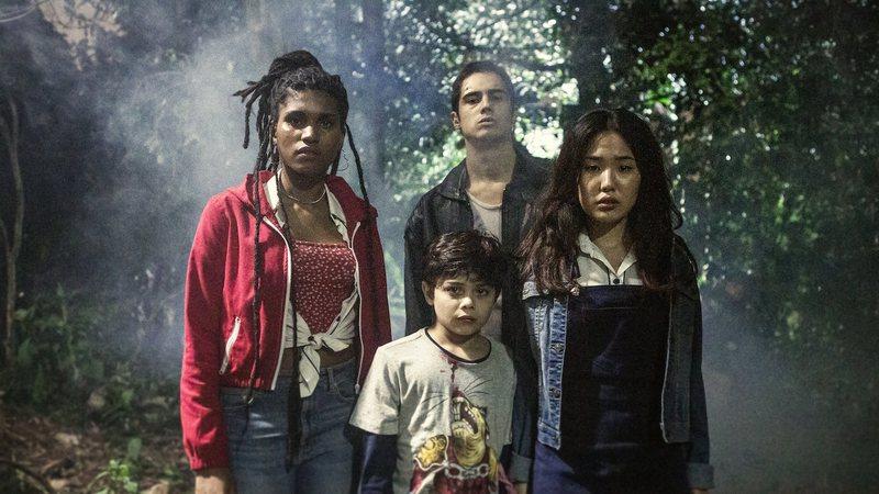 Série brasileira é aposta no catálogo da Netflix