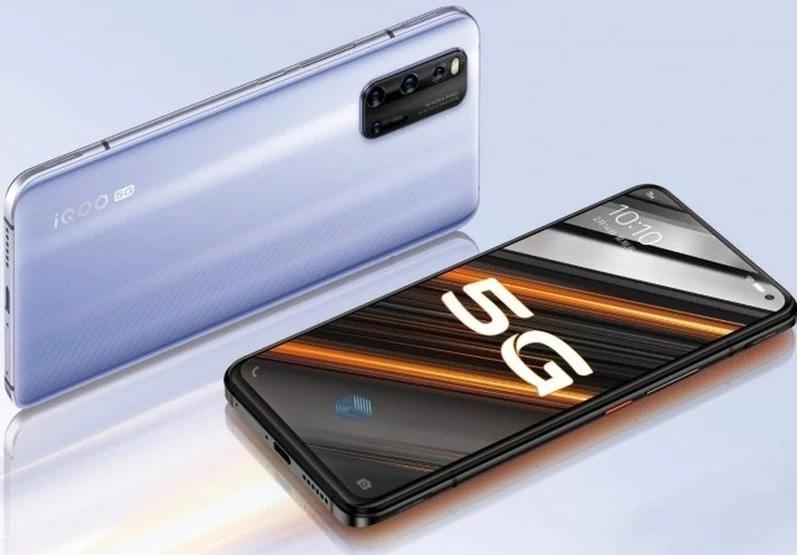 Vivo iQOO 3 com tecnologia 5G e carregamento rápido de 55W