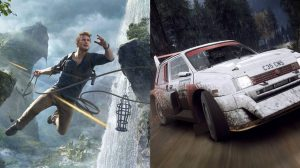 PS Plus de abril terá Uncharted 4 e Dirt Rally 2.0