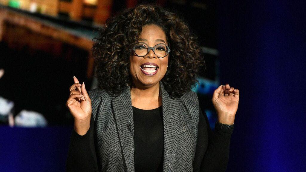 oprah novo programa quarentena