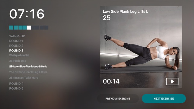 app exercícios adidas