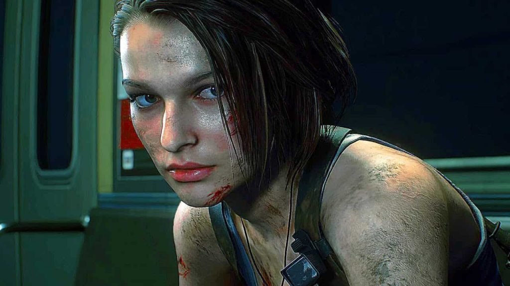 Personagem Jill Valentine