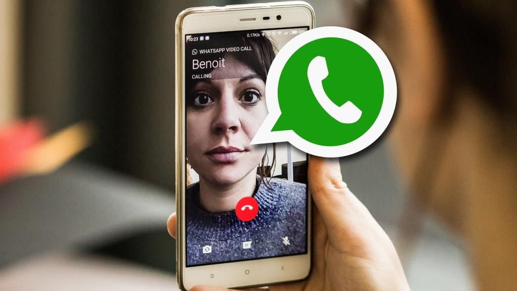 Videoconferência - WhatsApp