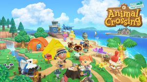 Animal crossing capa