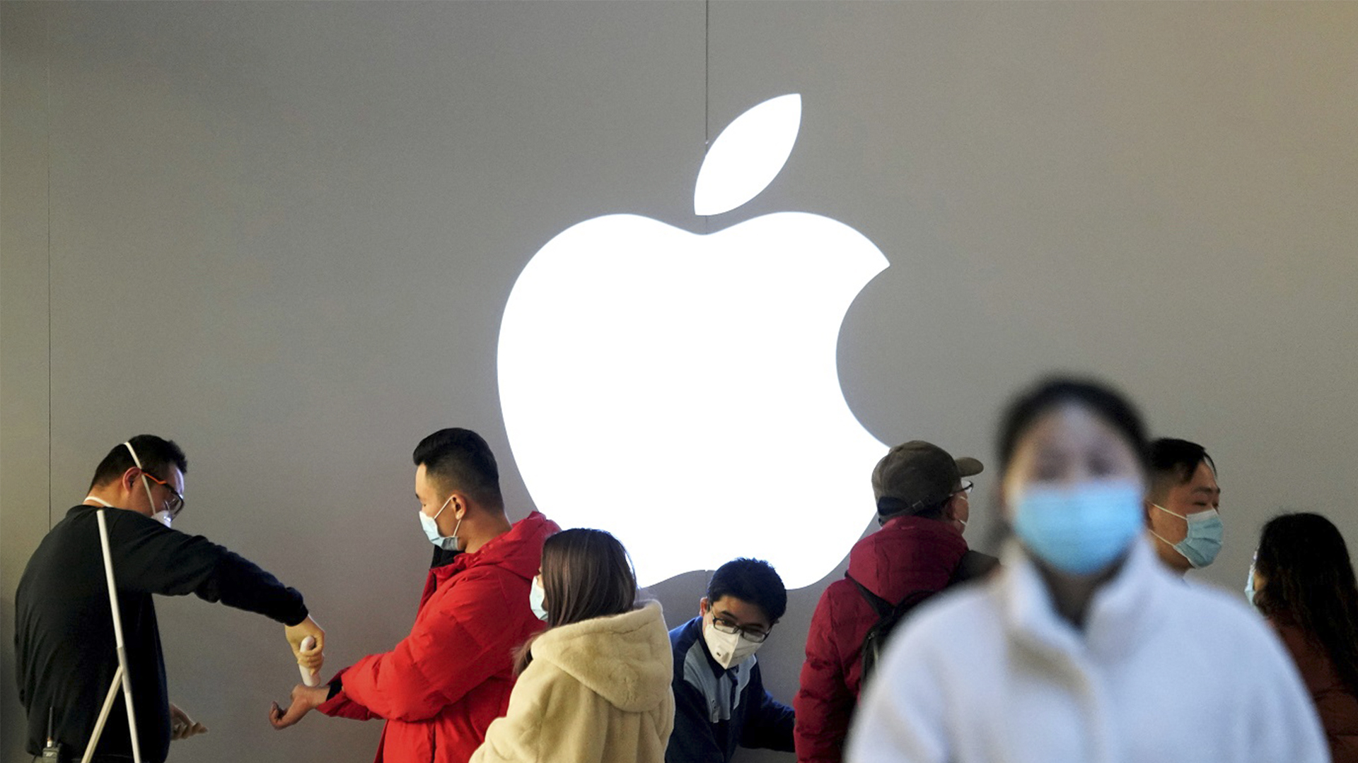 Apple covid 19 app